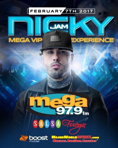 MEGA 97 9FM AND LAMUSICA PRESENTS THE
