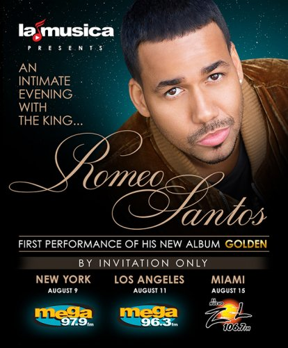 Spanish broadcasting system brings exclusive access to the king of spanish broadcasting system gives you an exclusive chance to see romeo santos live in exclusive intimate settings and by invitation only stopboris Gallery